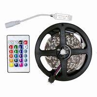 RGB Led strip 5mtr. + controller 230Vac 150Led's