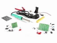 Starters kit met soldeerbout