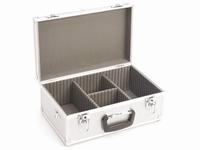 Aluminium CD-Koffer voor 60CD's